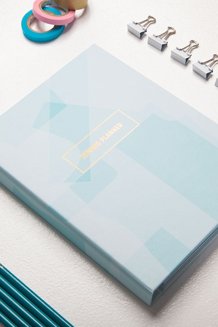 The Colette Sewing Planner by Colette Patterns