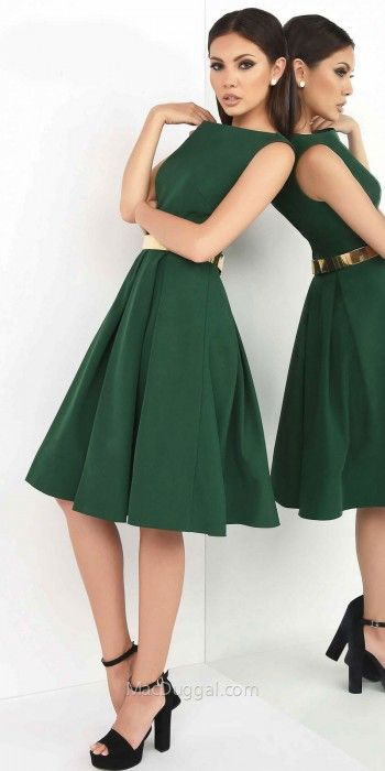 25+ best Knee length dresses ideas on Pinterest