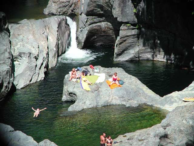 Sooke Potholes Provincial Park, BC Back Spent so many weekends here in University