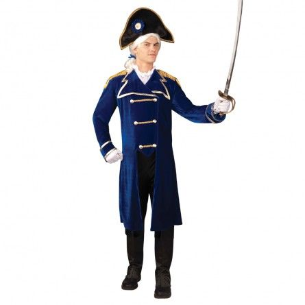 Navy Admiral Sailor Costume