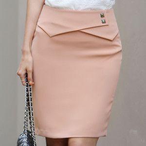 faldas linea a para gorditas 1