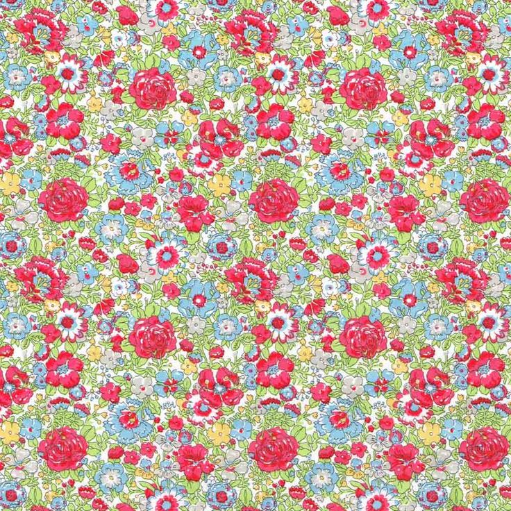 Liberty Fabric Tana Lawn Amelie E