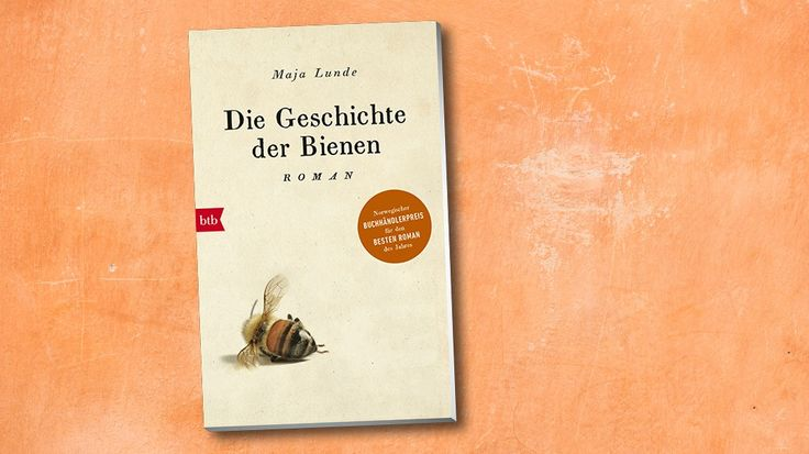 "Maja Lunde: ""Die Geschichte der Bienen""   NDR.de - Kultur - Buch"