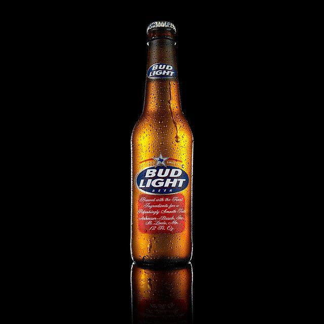 Bud Light Product Shot