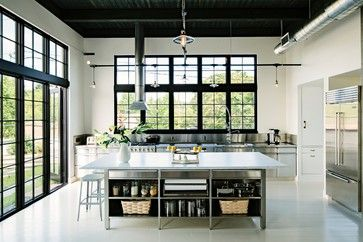 SE Division Street - industrial - kitchen - portland - Emerick Architects