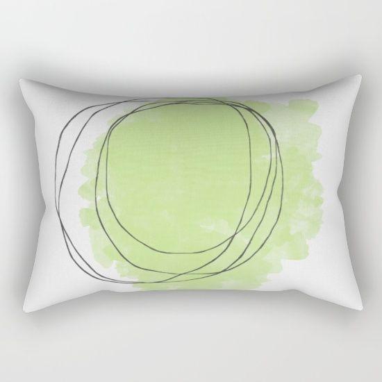 Inner Child I Rectangular Pillow