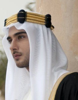 Príncipe árabe.