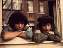 Sweathogs Juan Epstein and Arnold Horshack of Welcome Back Kotter