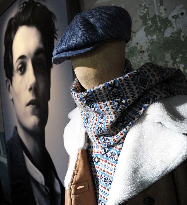Дэвид Бекхэм показал новую коллекцию Kent & Curwen
