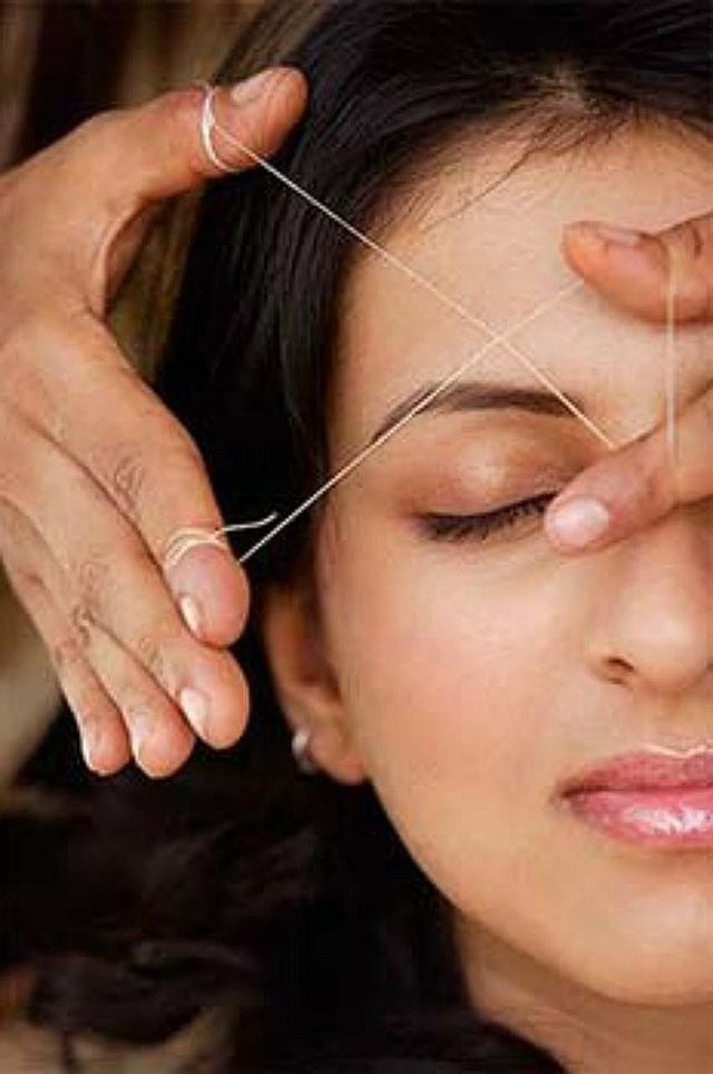 What is Eyebrow Threading? Learn how