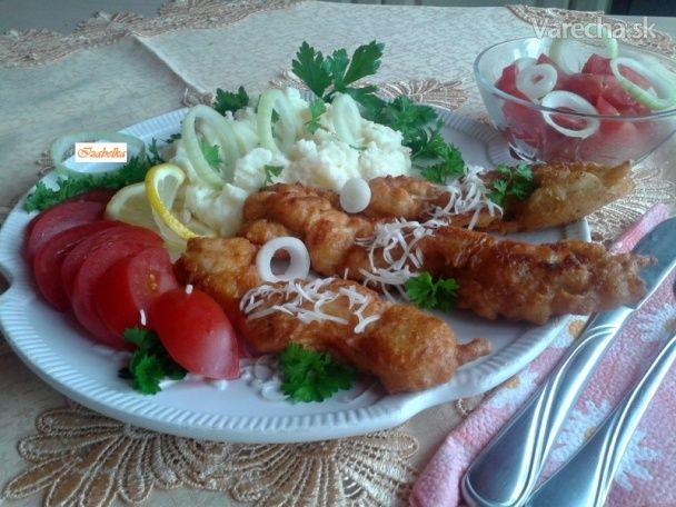 Černohorské morčacie kúsky (fotorecept) - Recept