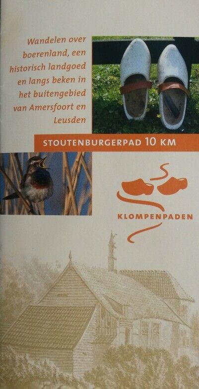 Klompenpad - Stoutenburgerpad: brochure