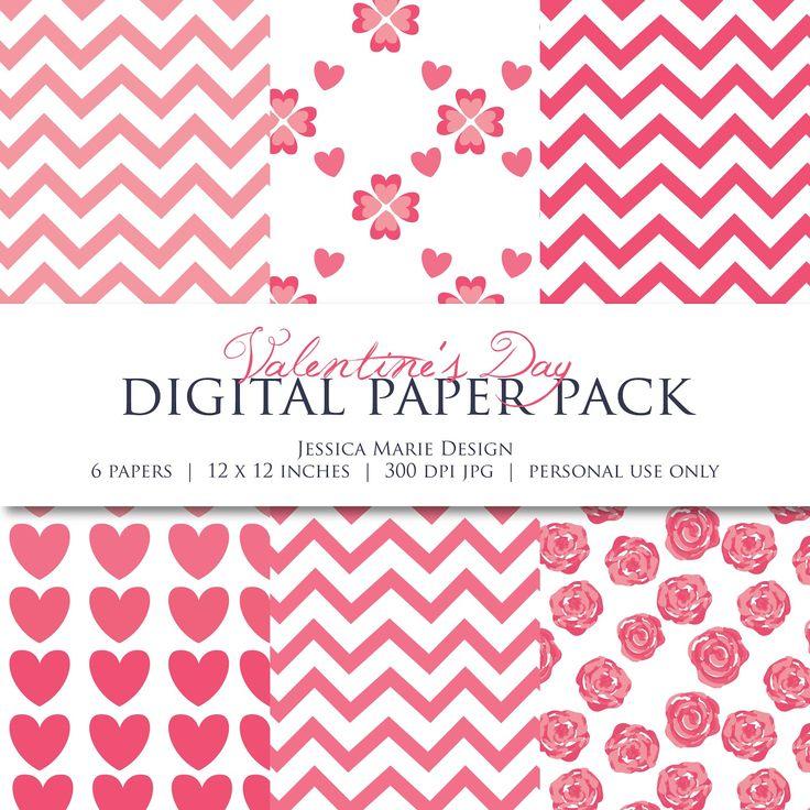 Jessica Marie Design Blog Valentines Day Digital