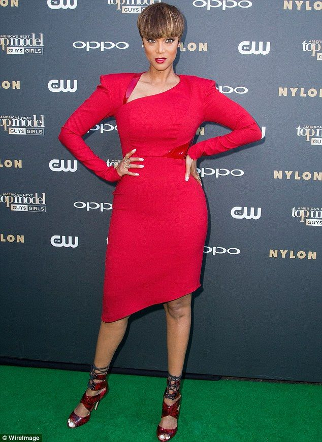 Her personal journey: Tyra Banks, seen here in July, revealed to People that she has been ...