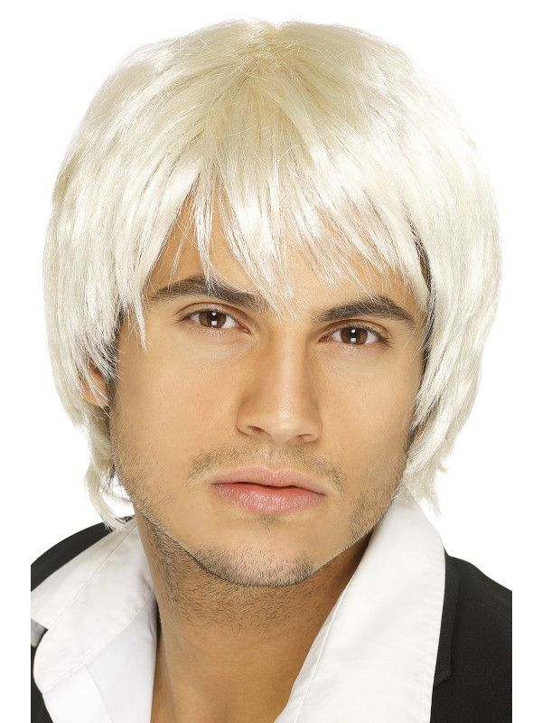 New Mens Blonde Short... http://www.cosmetics4uonline.co.uk/products/mens-blonde-short-style-boy-band-wig?utm_campaign=social_autopilot&utm_source=pin&utm_medium=pin #cosmetics #makeup #fancydress #fragrances #henparty #stagparty #lipsticks #mascara #beauty