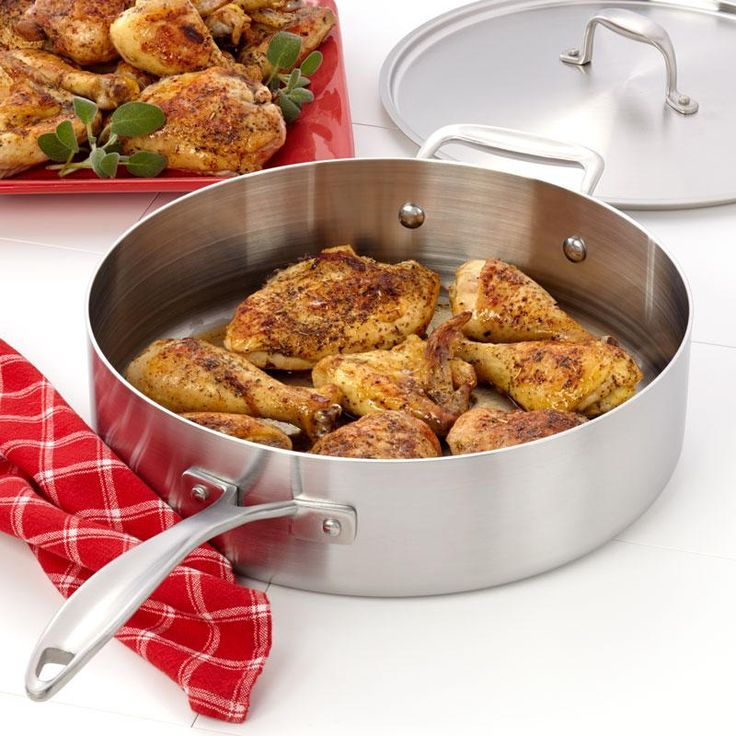 Chili-Lime Chicken Recipe from our friends at American Kitchen.  Chicken with a special twist of flavor. Find it on the Recipes & Tips tab. #chicken #recipe #lime