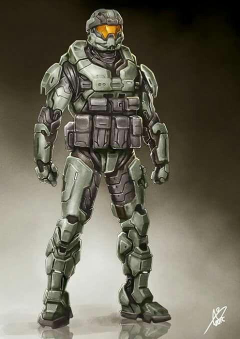 25 Best Ideas About Halo Spartan On Pinterest Halo 5
