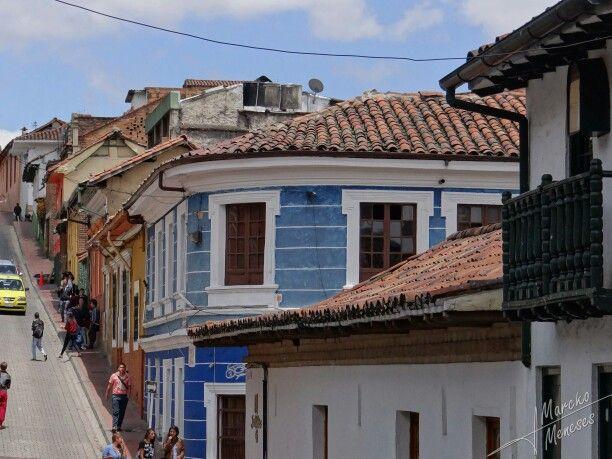 Barrio de La Candelaria en Bogotá, D.C.