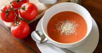 Slow Cooker Tomato Soup | Once A Month Meals