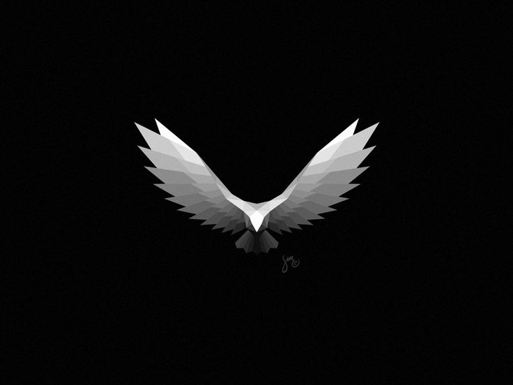 Eagle   Logo Design by simc ©