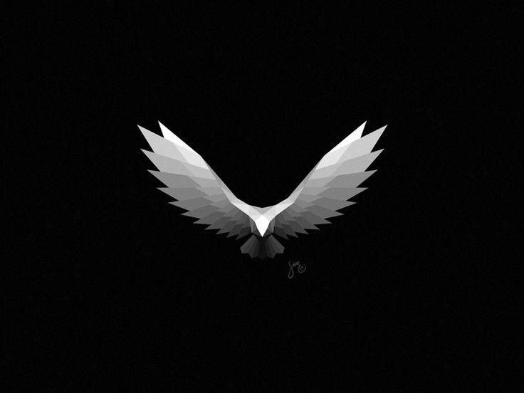 Eagle | Logo Design by simc ©