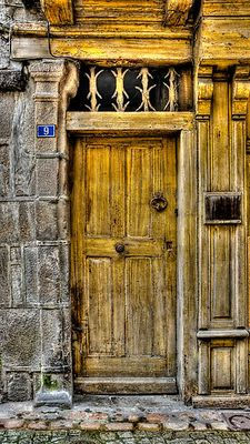 Mysterious No. 9. Brittany. France. By Jean-Jean