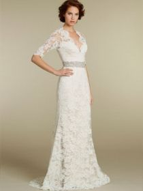15 best images about Lace on Pinterest | Sweetheart wedding dress ...