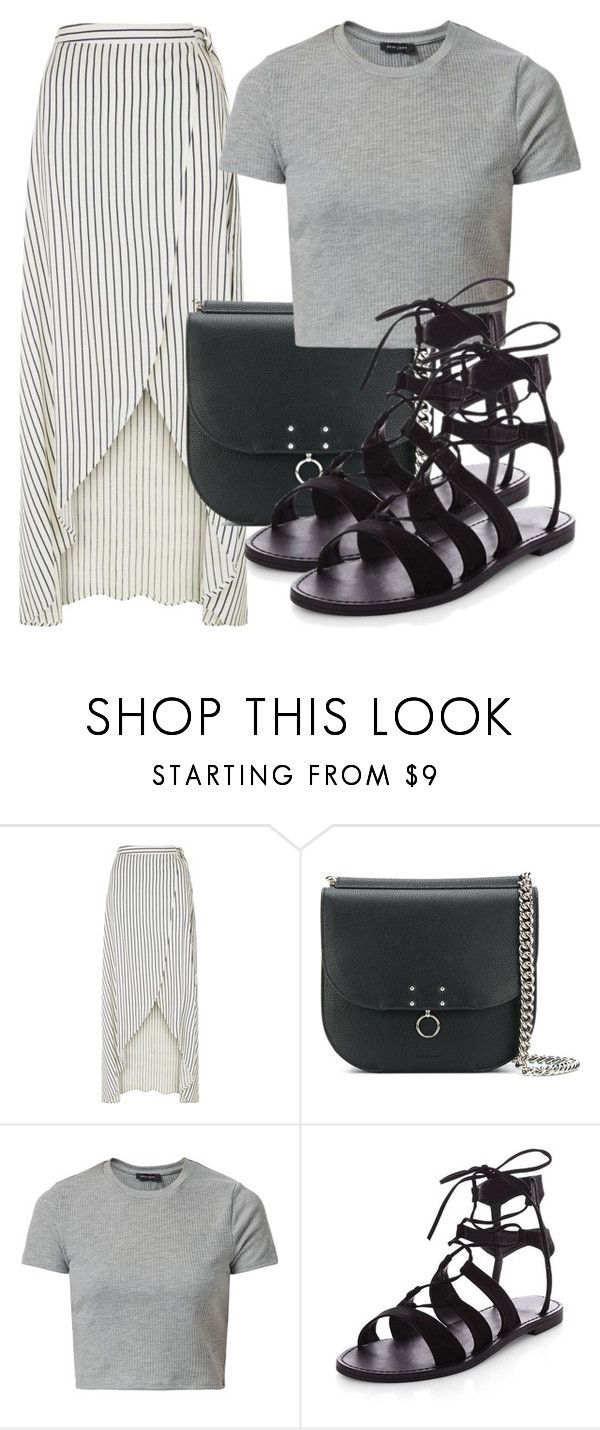 """""""Untitled #5245"""" by beatrizvilar on Polyvore featuring New Look and Jil Sander"""