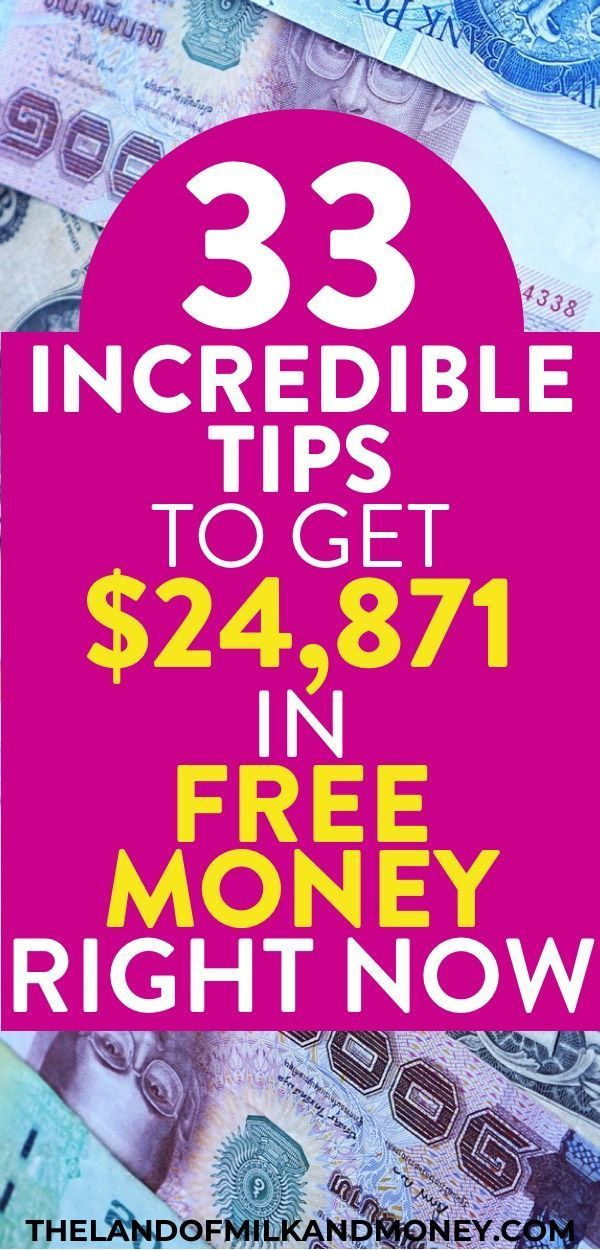 How To Get Free Money Right Now: 33 Sites To Get $24,871 (Or More!) – Affiliate Marketing