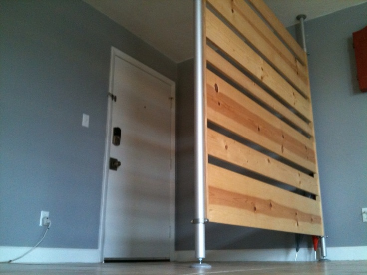 Ikea stolmen wall homezzz pinterest ikea living for Room partition ikea