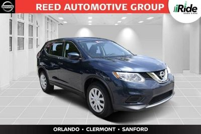 2016 Nissan Rogue S Arctic Blue Metallic Suv 4 Doors 0 To View More Details Go To Https Www Cfcarguy Co Nissan Rogue S Automotive Group Clermont