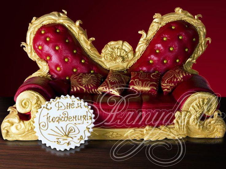 Подарочный торт сибариту в подарок № 98