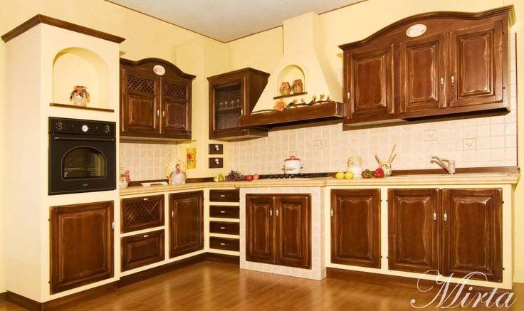 Cucina Artigianale fatta su misura in Sardegna Mirta : Mobilificio Orru