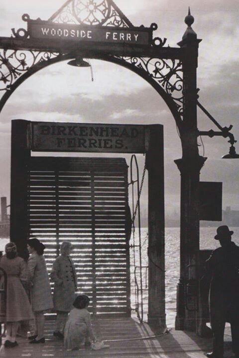 Woodside Ferry 1959