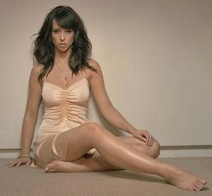 """Photos of Jennifer Love Hewitt, one of the hottest girls in entertainment. Jennifer Love Hewitt started her career known only as Jennifer Love in the show """"Kids Inc"""" on the Disney Channel. She was also doing music at a young age. Hewitt really came into her own in the Fox show """"Party..."""