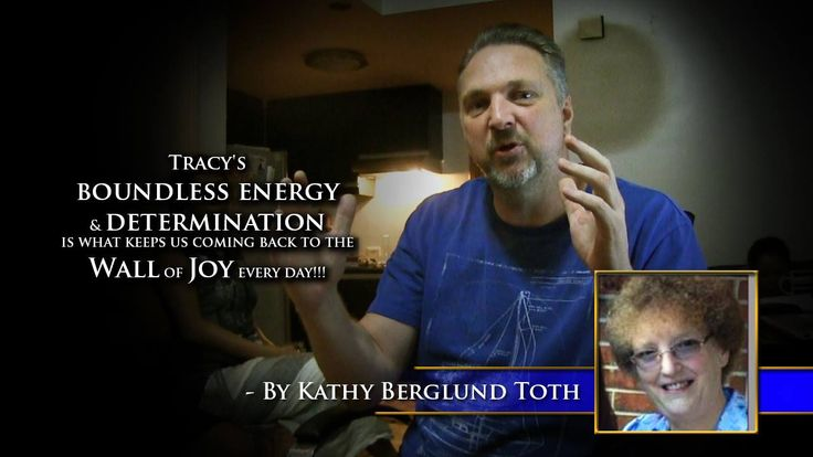 Tracy's boundless energy & determination is what keeps us coming back to the wall of joy everyday. -Kathy Berglund Toth #60SecondMillionaireTV #RevMediaUSA #MediaTeam @tracy_davison #tracy_davison #TracyDavison