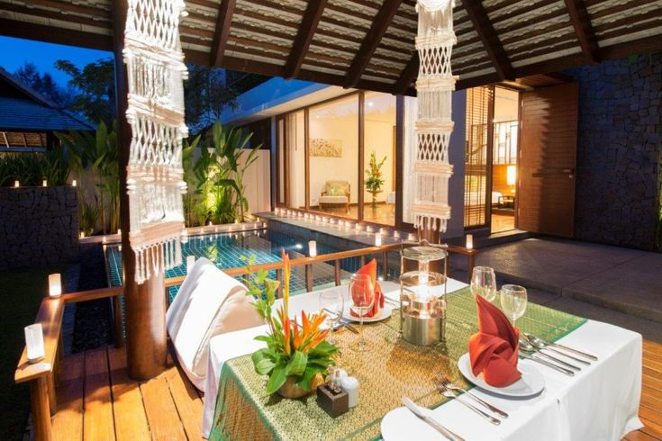 The Sarojin is one of the most popular and acclaimed of all the hotels in Asia, a frequent award winner with a high level of personal attention and excellent facilities. Located just outside of the village of Khao Lak, 60 minutes drive from Phuket Airport.