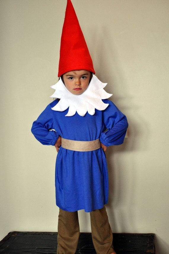 Custom Travelocity Garden Gnome Halloween Costume