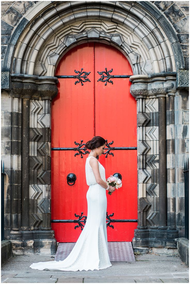 Mansfield Traquair, Edinburgh Wedding