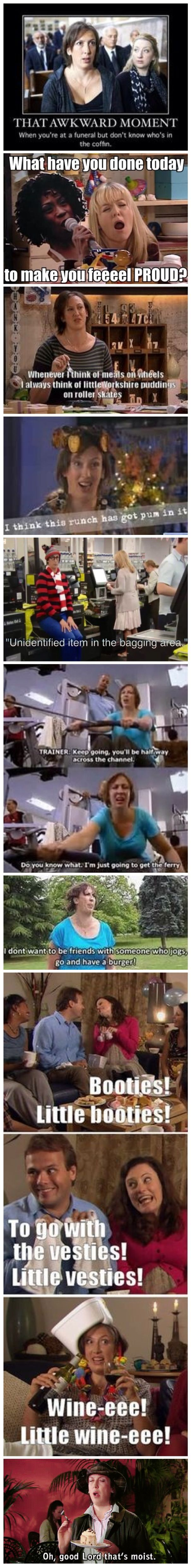 Some of Miranda's best bits.