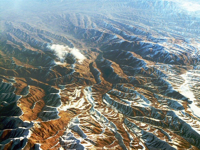 Afghanistan's mountains