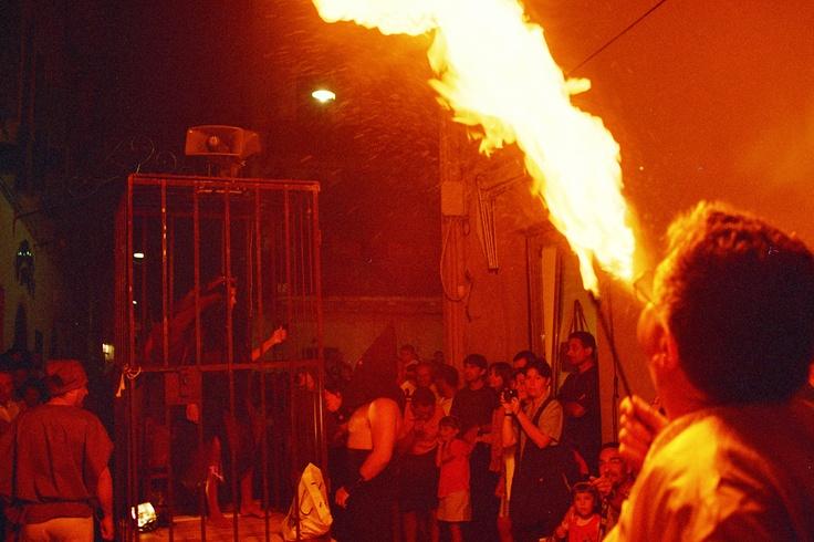 La Festa delle Basure a Loano, Savona, Liguria -  © Silvio Massolo