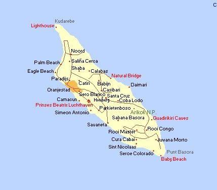 Best Aruba Map Ideas On Pinterest Map Of Aruba Where Is - Aruba map of us