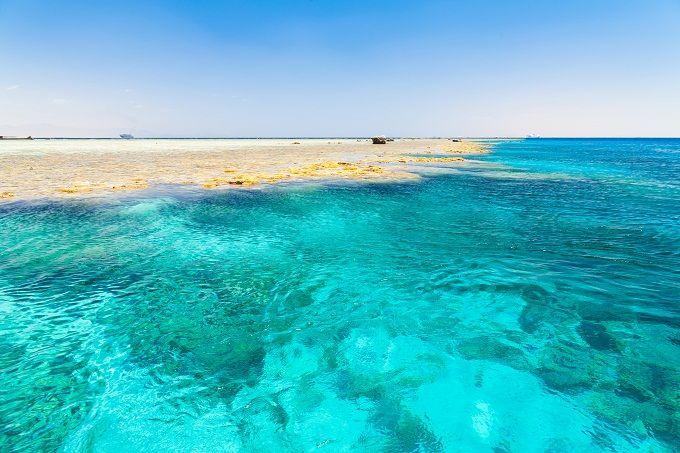 SHARM EL-SHEIKH  Fondali marini di una bellezza incredibile, con una ricchissima barriera corallina; la magia del deserto a creare un'atmosfera unica; l'aria profumata dagli aromi speziati e la storia e la cultura di un popolo antichissimo, tra le prime civiltà umane