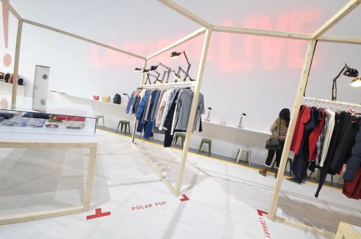 Retail Design | Shop Design | Fashion Store Interior Fashion Shops | polar shop
