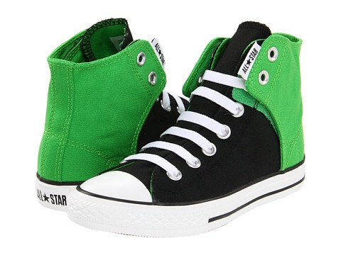 Love these no-lace high tops! Props to Converse for making ...