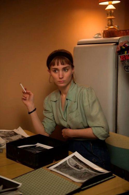 Rooney Mara in Carol (2015)