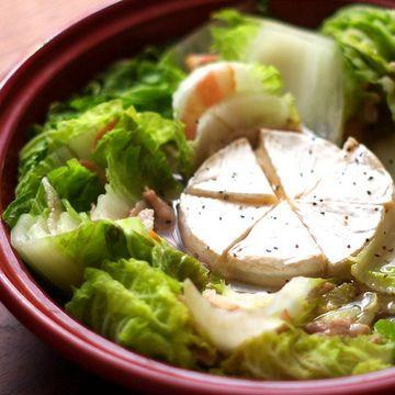 この冬絶対おすすめ!白菜と豚肉のカマンベールチーズ鍋 by ほかともさん | レシピブログ - 料理ブログのレシピ満載!