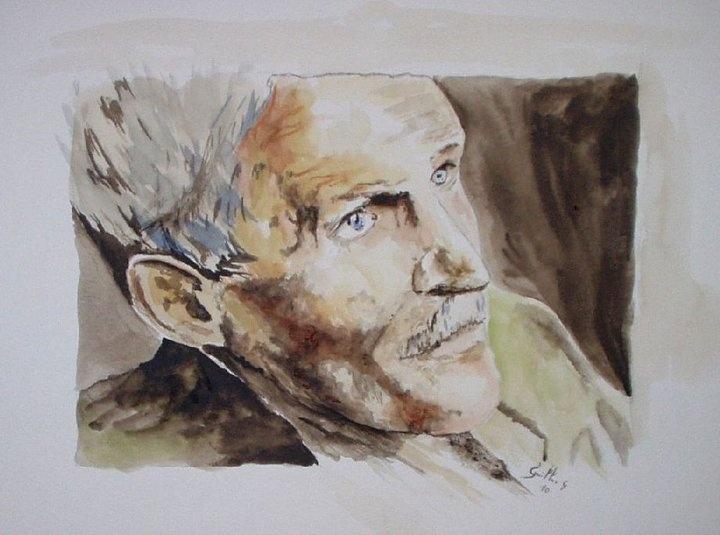 Guillaume (aquarelle)