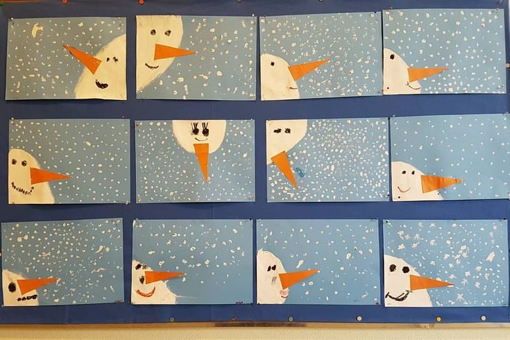 The Snow Is Already Gone But That Does Not Matter A Little Bit Of Whit Already Kunstunterricht Little Matter Art Projects Crafts Art Education